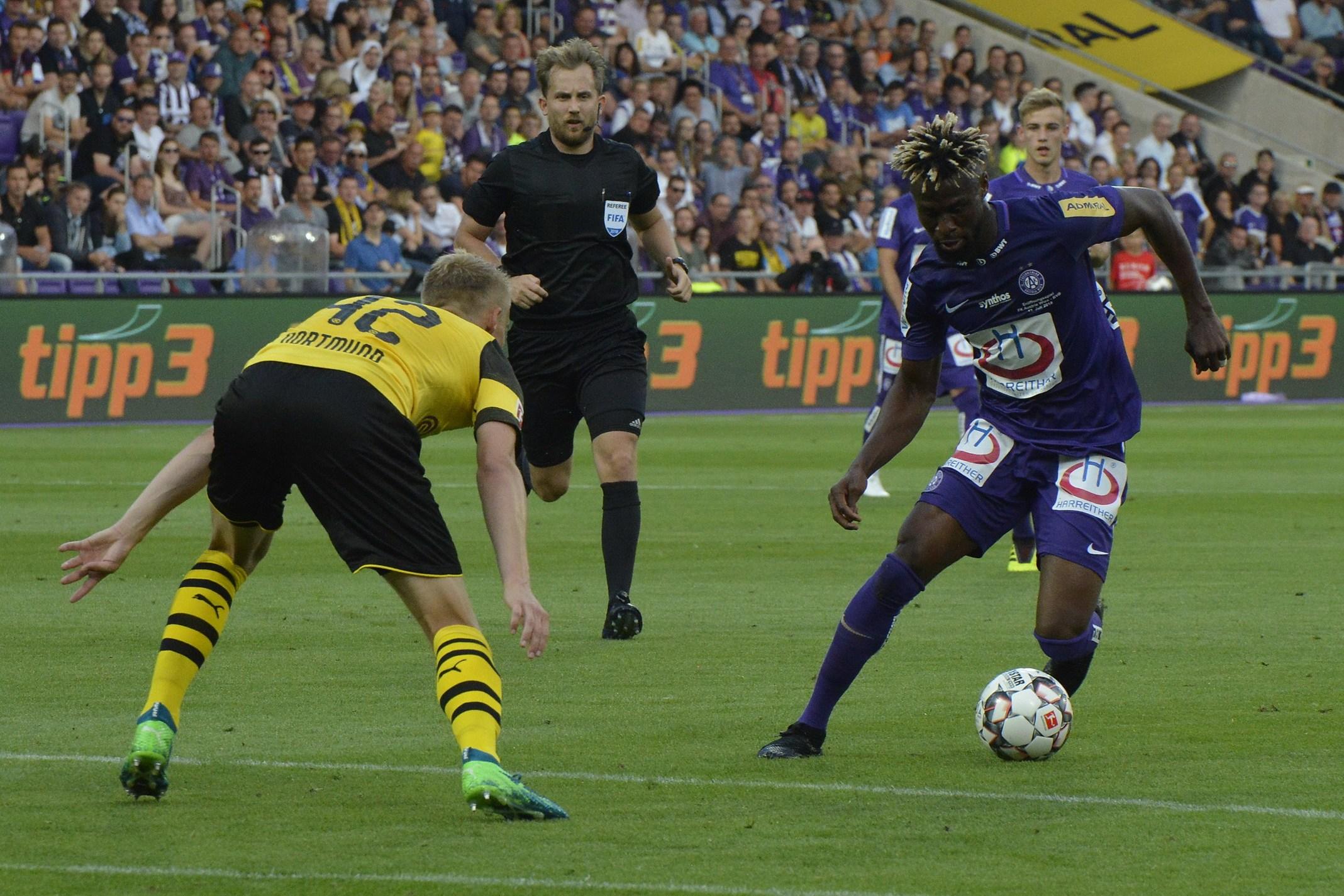 Warum die österreichische Bundesliga immer drittklassig bleiben wird